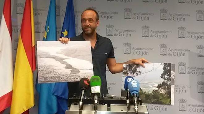 «El 'tira que libras' con el emisario de Peñarrubia fue una irresponsabilidad absoluta»