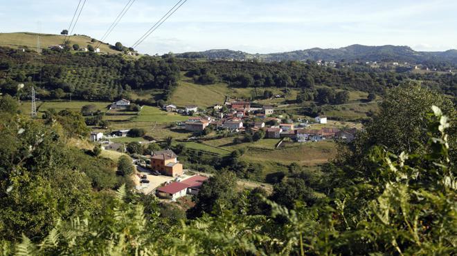 Lamuño, en el corazón de Asturias