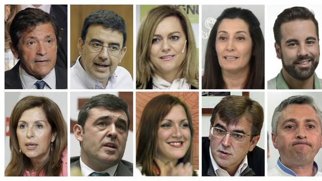 Una gestora por territorios asume el control de un PSOE dividido