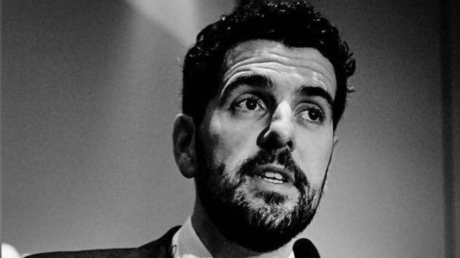 Luis Rodrigo, primer participante en las charlas digitales de STARTinnova
