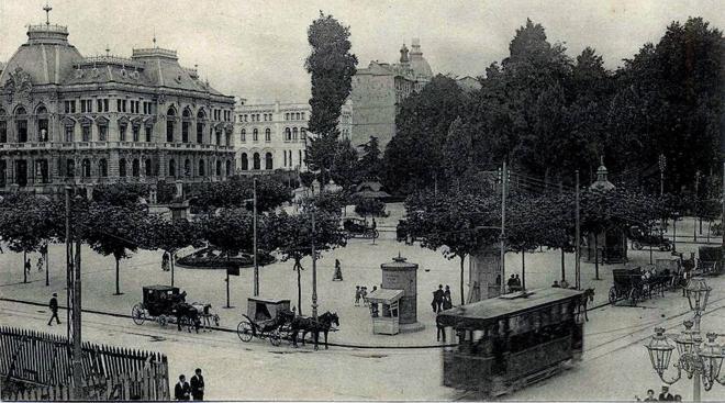 Un Oviedo de centenarios | El Comercio