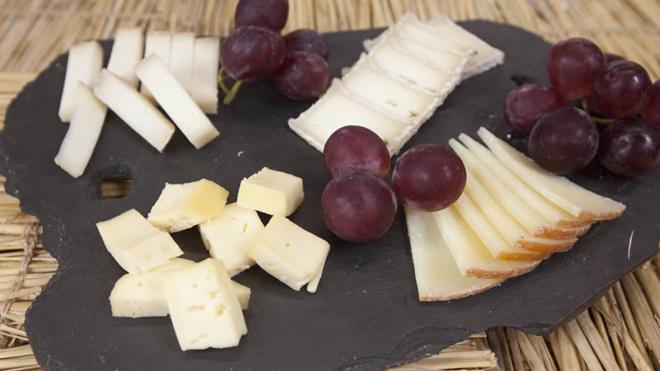 Cómo hacer una tabla de quesos