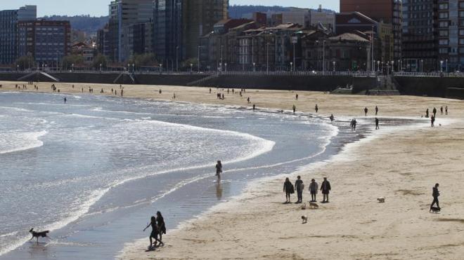 La primavera vuelve a Asturias tras ceder una semana al invierno