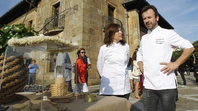 Esther y Nacho Manzano estrenan nueva temporada