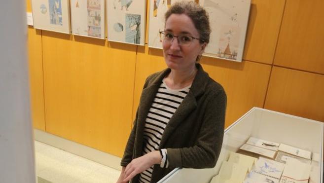 Hoy, visita guiada a la exposición de Alicia Varela