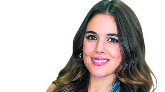 Adriana Ugarte: «Soy una besucona y una pesada»