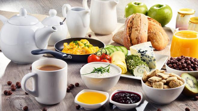 Un desayuno consistente para cada edad