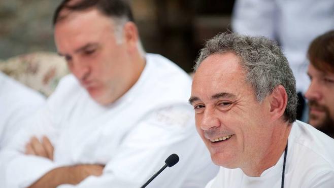 José Andrés y los hermanos Adriá abrirán restaurante en Nueva York