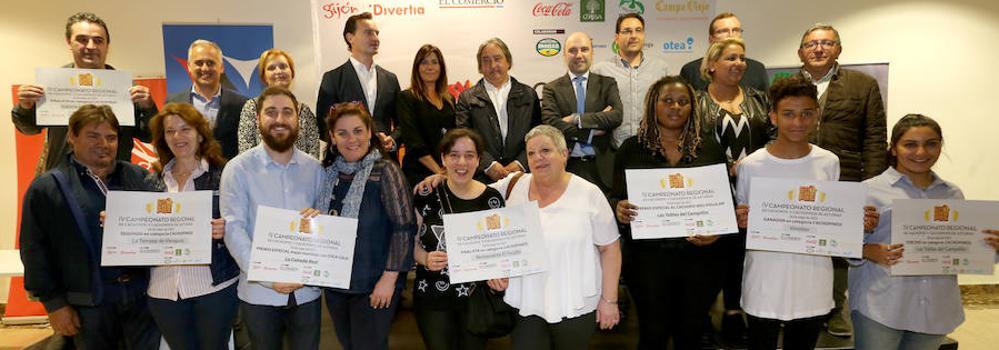 Los cachopos campeones de la cocina asturiana