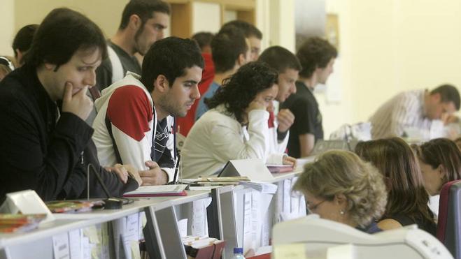 Curso 2017-2018: Periodos de matriculación en la Universidad de Oviedo en Grados y Másteres