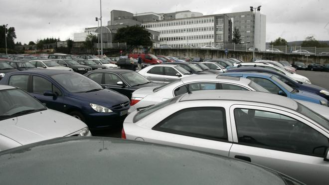 ¿Sabes cómo está el aparcamiento del Hospital de Cabueñes a las siete y media de la mañana?