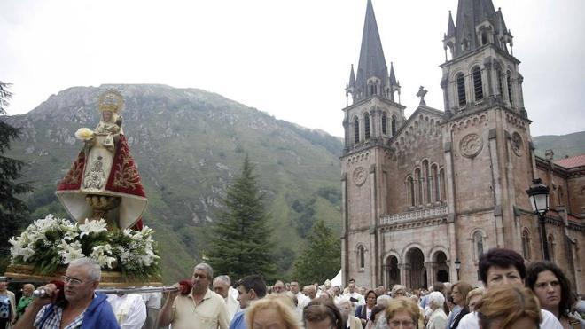 Letra Salve De La Virgen De Covadonga El Comercio