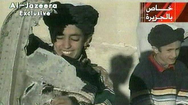 La herencia del terror: la amenaza del hijo de Bin Laden