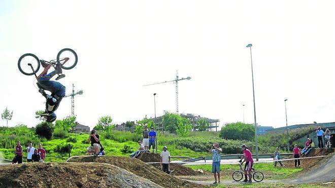 El olvidado templo ciclista se prepara para el cambio